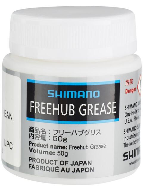 Shimano Nabe FH-7800 50g white